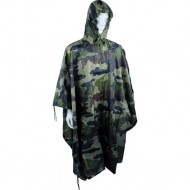 PONCHO ARES RIPSTOP CAM CE