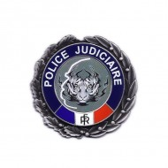 MEDAILLE POLICE JUDICIAIRE