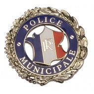 MEDAILLE POLICE MUNICIPALE