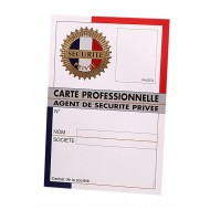 CARTE SECURITE