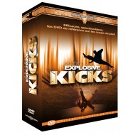 COFFRET DE 3 DVD KICK BOXING