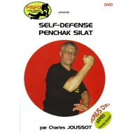 DVD CHARLES JOUSSOT -SELF DEFENSE- PENCHAK SILAT